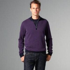 merino cashmere sweater