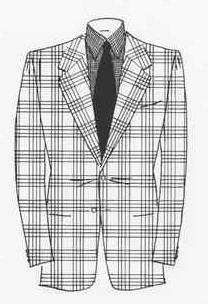 pattern suit 2