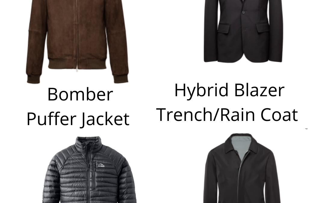 What Outerwear Pieces Do You Really Need?