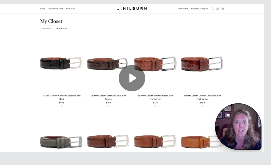 Fashion and Accessories – Men's Belts